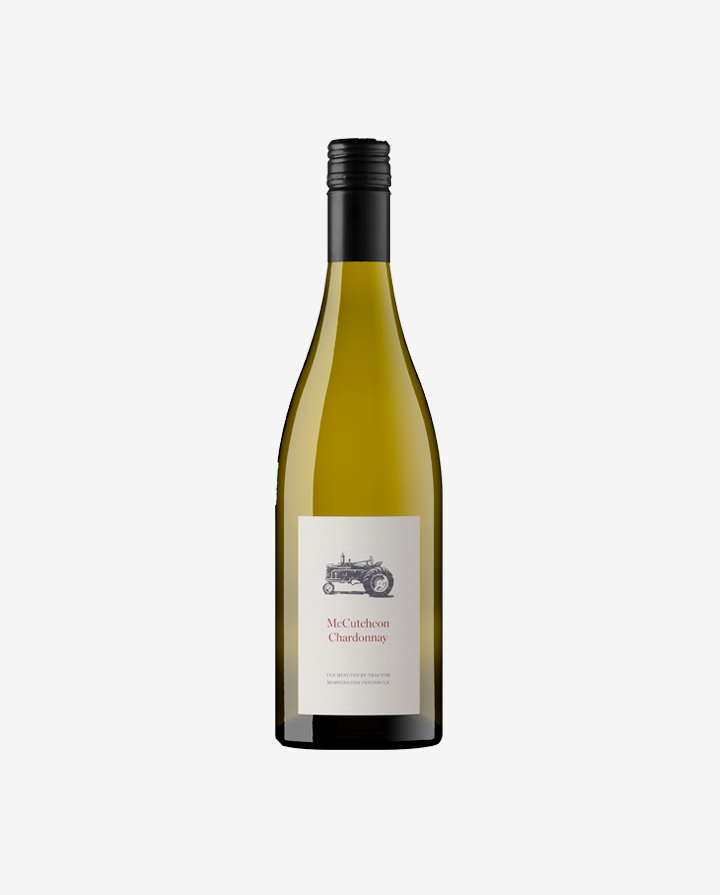 McCutcheon Chardonnay, Ten Minutes By Tractor 2018