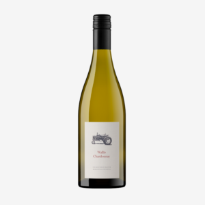 Wallis Chardonnay, Ten Minutes By Tractor 2017 1