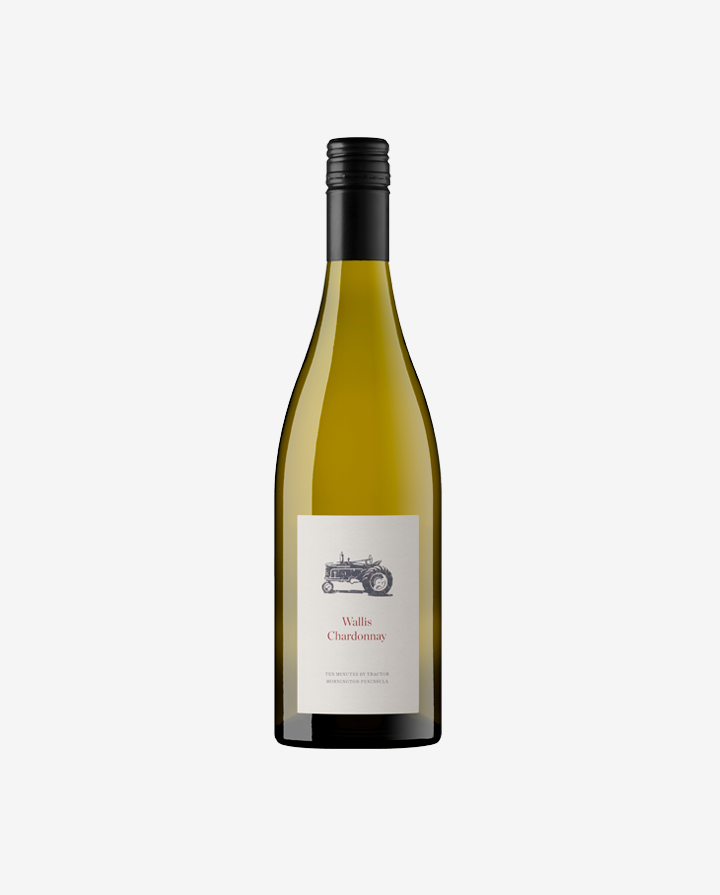 Wallis Chardonnay, Ten Minutes By Tractor 2017