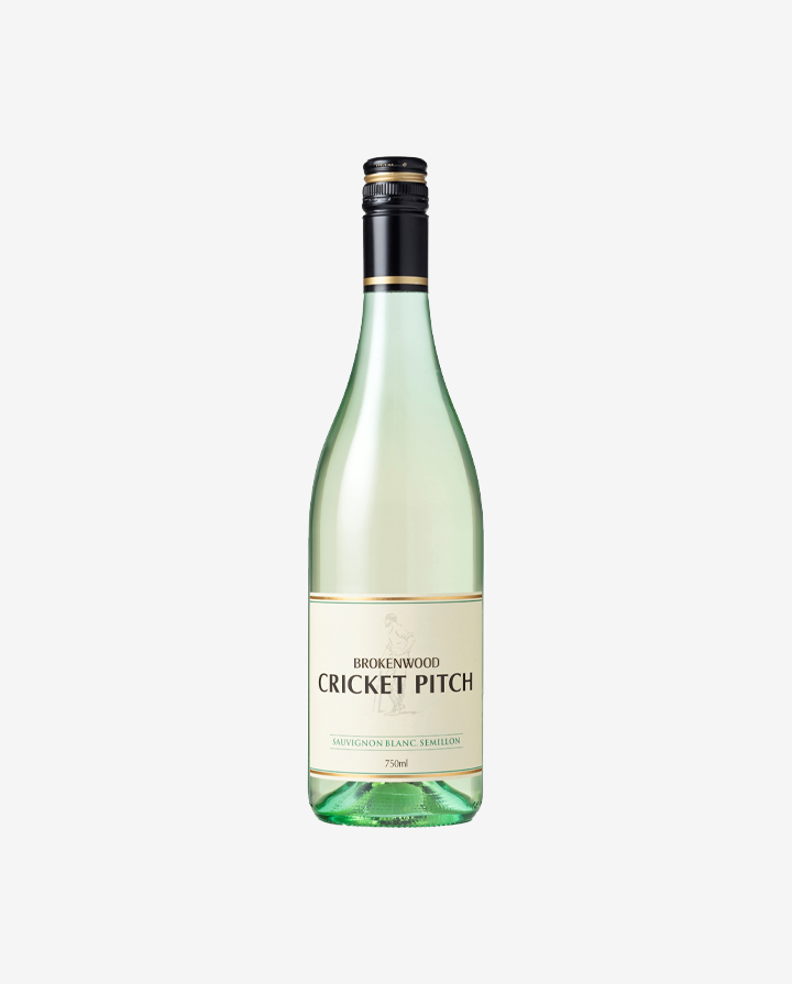 Cricket Pitch Sauvignon Blanc Semillon, Brokenwood 2019