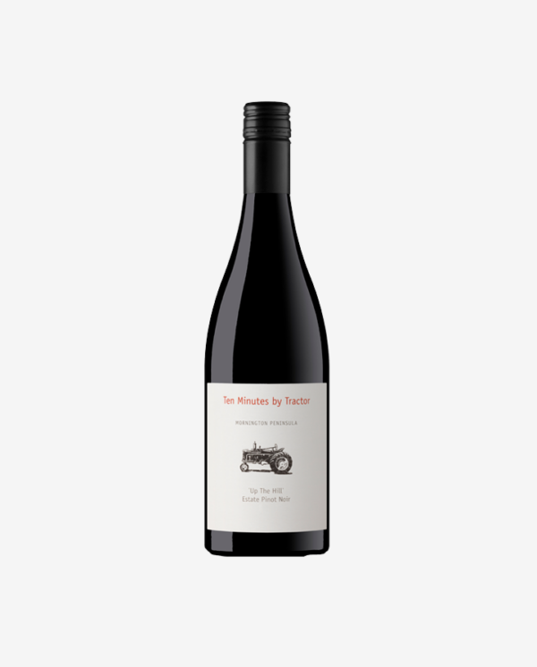 Up the Hill Pinot Noir, Ten Minutes By Tractor 2017