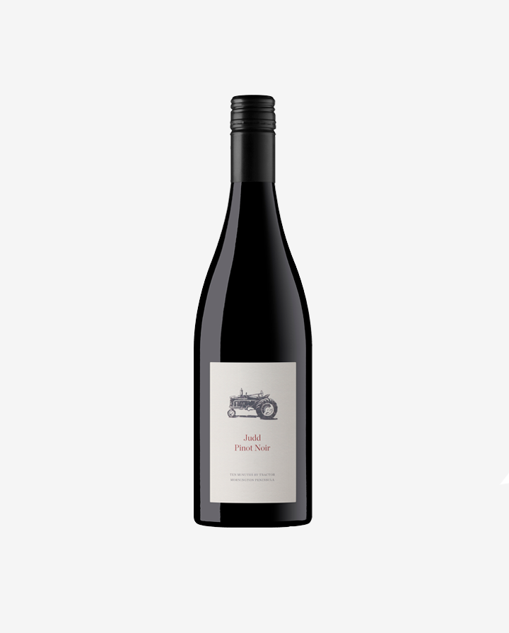 Judd Pinot Noir, Ten Minutes By Tractor 2018