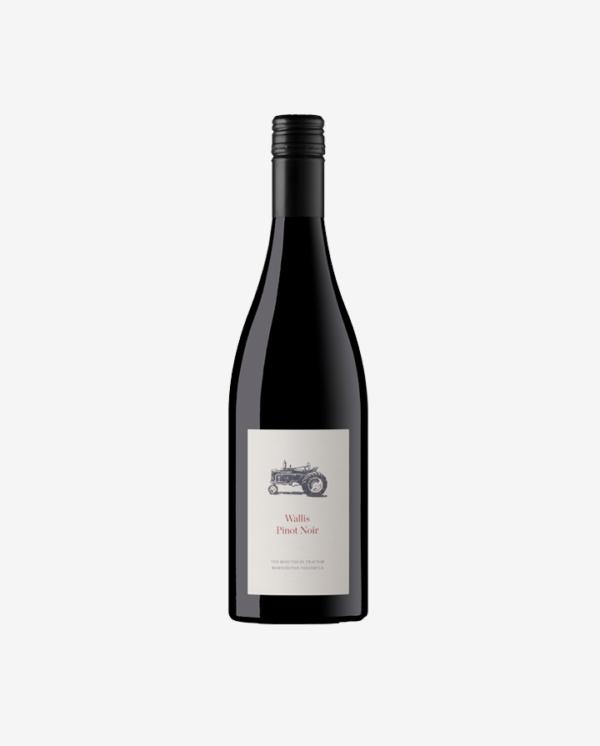 Wallis Pinot Noir, Ten Minutes By Tractor 2018