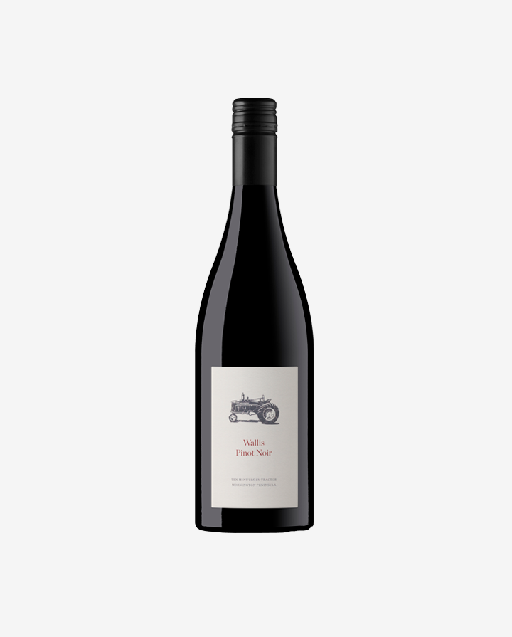 Wallis Pinot Noir, Ten Minutes By Tractor 2018
