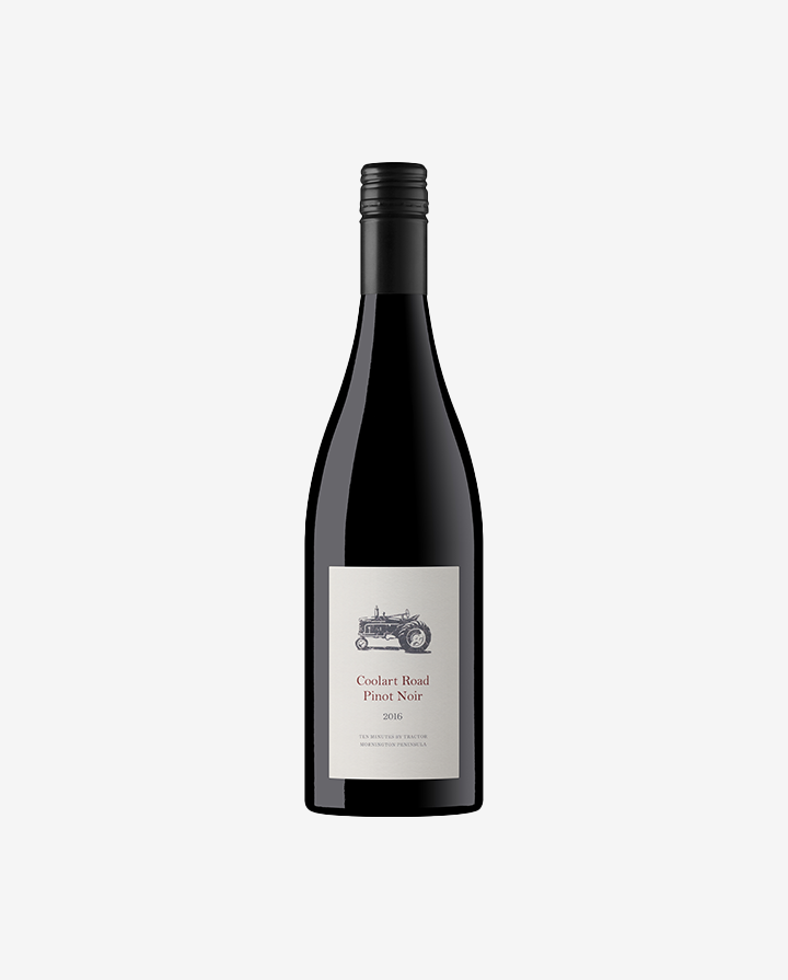 Coolart Road Pinot Noir, Ten Minutes By Tractor 2016