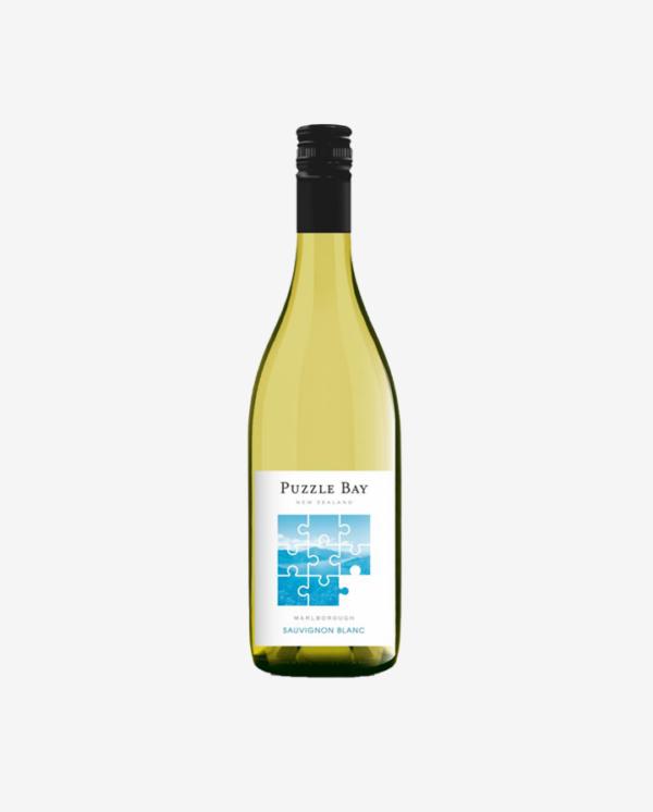 Sauvignon Blanc, Puzzle Bay 2018