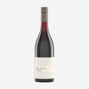 BOB Short for Kate Pinot Noir, Glover Family Vineyards 2019 1